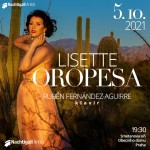 LISETTE OROPESA - soprán/PKF - PRAGUE PHILHARMONIA/Christopher Franklin - dirigent- Praha