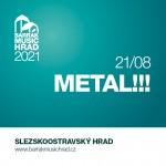 BARRÁK MUSIC HRAD 2021/METAL!!!/- Ostrava