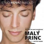 MALÝ PRINC/Na motivy knihy Antoina de Saint-Exupéryho/- Praha