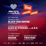 BEATS FOR LOVE:/2nd LIMITED EDITION/- Ostrava