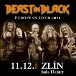 BEAST IN BLACK- koncert Zlín