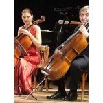 KPH 20/21  Jiří Hošek a Dominika Weiss Hošková (violoncella)- Česká Třebová