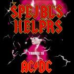 ŠPEJBS HELPRS- AC/DC revival- koncert Zliv