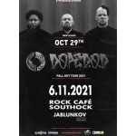 """DOPE D.O.D """"Fall Out Tour 2021"""" + support- koncert Jablunkov"""