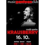 Krausberry malá parta v Konstantinkách- koncert Konstantinovy Lázně