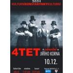 4TET Jiřího Korna - vánoční- Konstantinovy Lázně