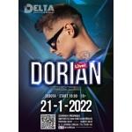Dorian live- Břeclav