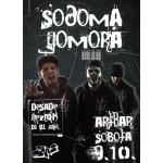 Sodoma Gomora v Artbaru- Brno