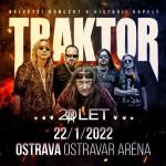 TRAKTOR 20 LET- koncert v Ostravě