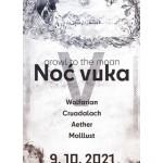 Noć Vuka V - Wolfarian, Aether, Cruadalach, Molllust- Brno