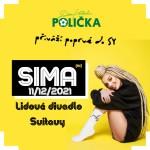 SIMA- TOUR 2021 + DJs- koncert Svitavy