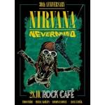 Nirvana Nevermind 30th Anniversary- koncert Praha
