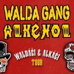 WALDA GANG + ALKEHOL- koncert Tatobity