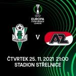 FK JABLONEC/vs. AZ ALKMAAR/UEFA Europa Conference League- Jablonec nad Nisou