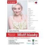 1. Slavnostní koncert Mistři klasiky- Ždírec nad Doubravou