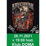 Krucipüsk - krucilet 30- koncert Ústí nad Labem