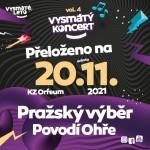 Vysmátý koncert volume 4/PRAŽSKÝ VÝBĚR, POVODÍ OHŘE/- Kadaň