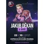 Jakub Děkan & Band- koncert Zaječí
