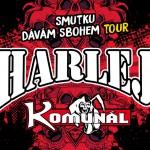 HARLEJ + KOMUNÁL- SMUTKU DÁVÁM SBOHEM TOUR- koncert Práče