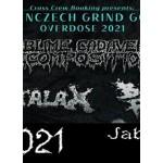 Gutalax / SCD / BowelFuck / Murder Rape Amputate - koncert Jablunkov