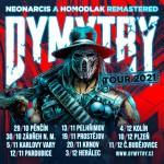 DYMYTRY- NEONARCIS A HOMODLAK REMASTERED TOUR- koncert Turnov