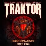 TRAKTOR- SEDMÁ STRANA KOSTKY- koncert v Brně