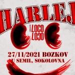 HARLEJ- Host: Loco Loco- koncert Bozkov