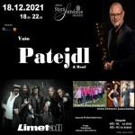 Vánoční turné Vašo Patejdl- Vystoupení skupiny Limetall- Dětský pěvecký sbor HDPS- koncert Hranice