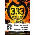Marian 333 Minitour- koncert Václavovice